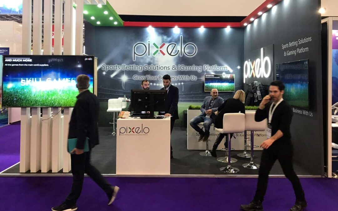 """Pixelo at ICE in London 2020: """"A fair that made us proud of our work"""""""